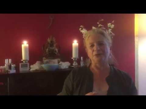 Sarana Schmidt - Interview zur energetischen Osteopathie
