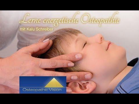Energetische Osteopathie lernen mit Kalu Schreiber D.O.