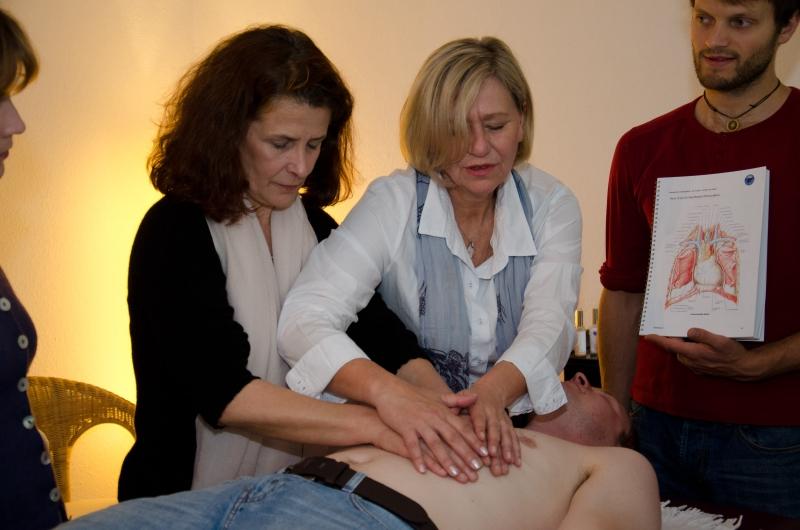 Ausbildung Energetische Osteopathie